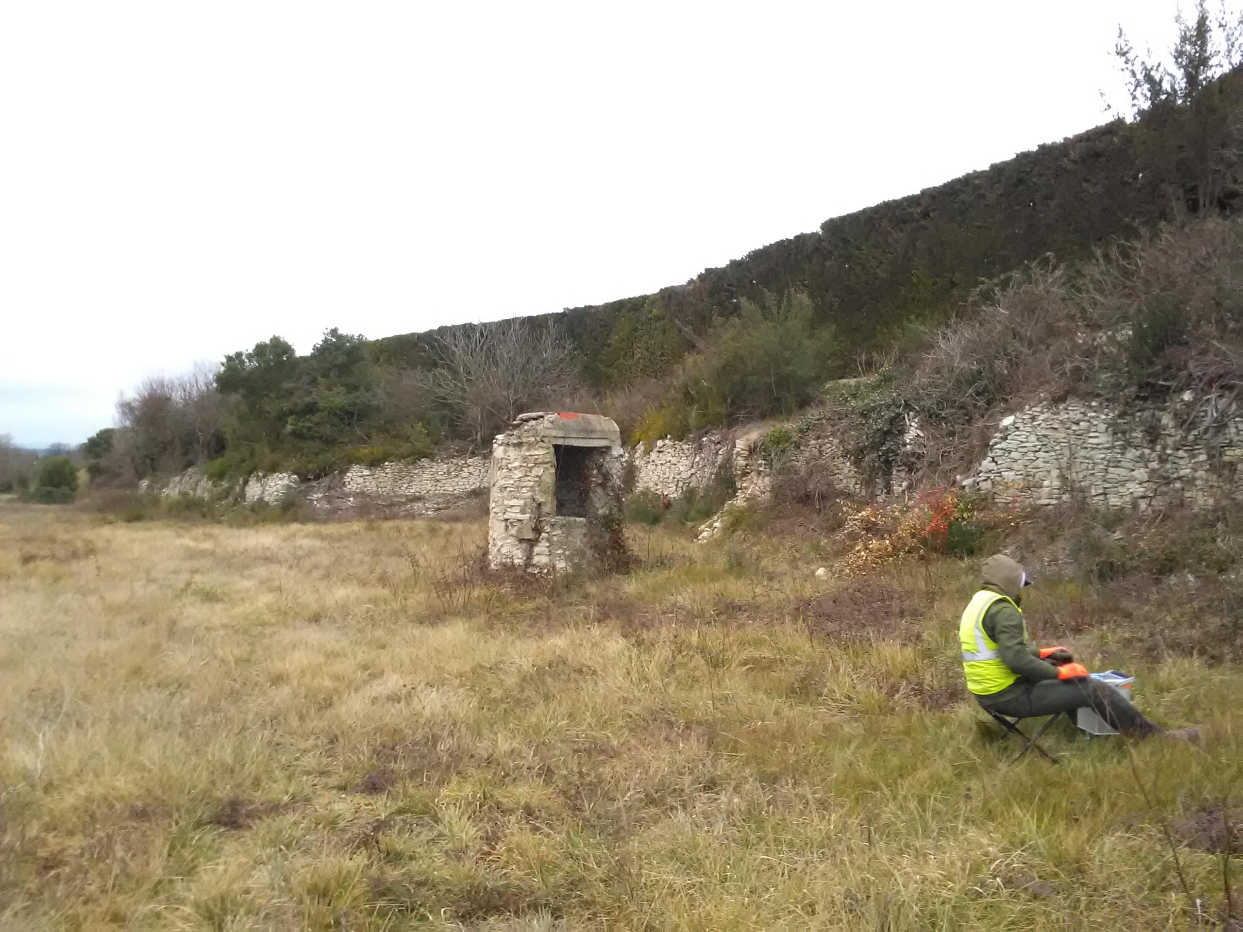 Aix en Provence (13) – Investigation géophysique par microgravimétrie